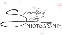 Shooting Star Photography Website Design